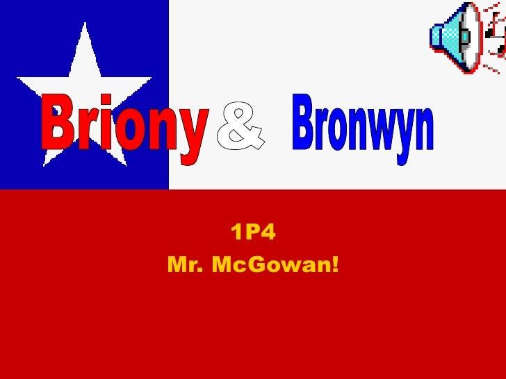 Chile By Bronwyn!! Briony!