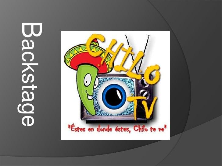 Chilo TV