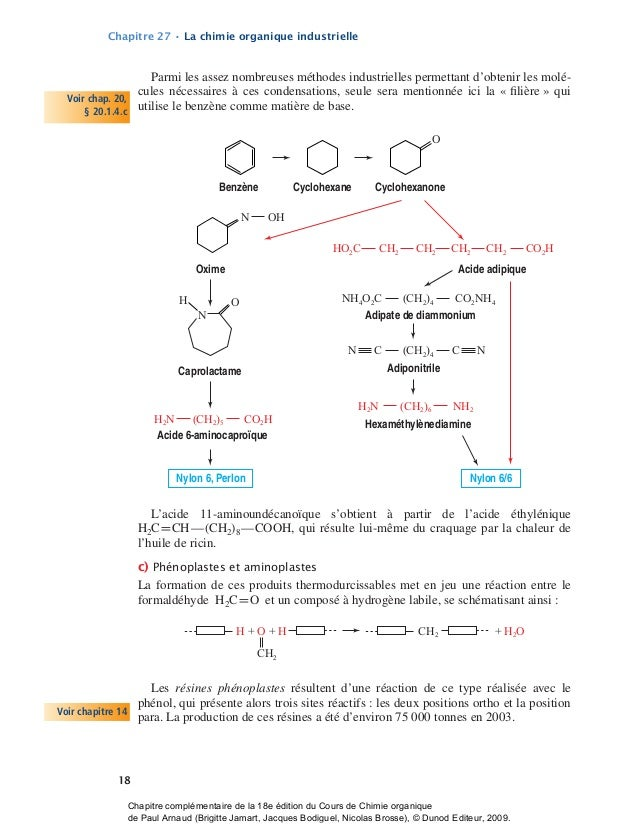 chimie organique paul arnaud 18 edition pdf
