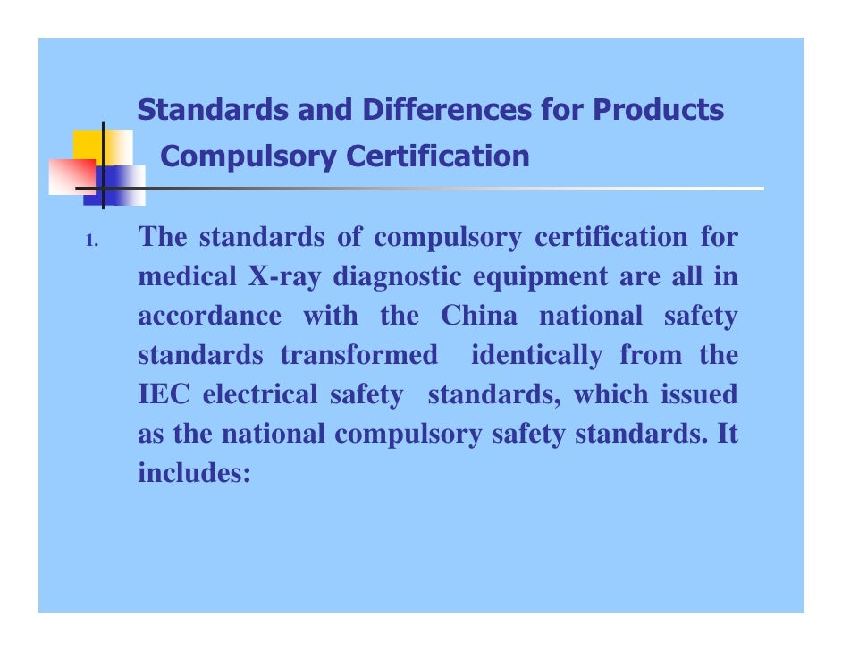 CCC China Compulsory Certification A Complete Guide - oukas.info