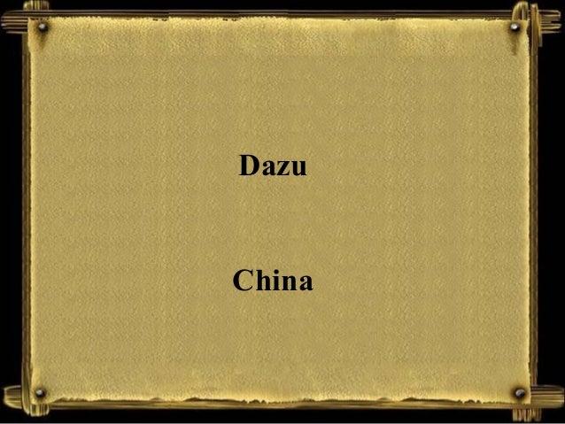 Dazu China