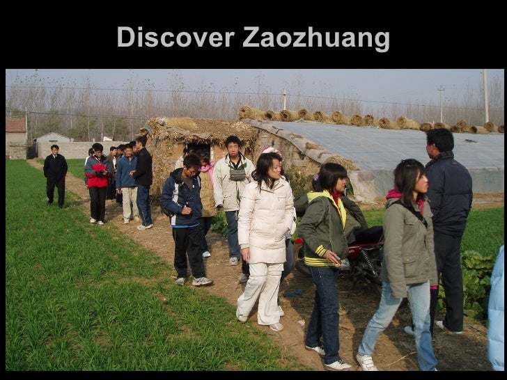 Discover Zaozhuang