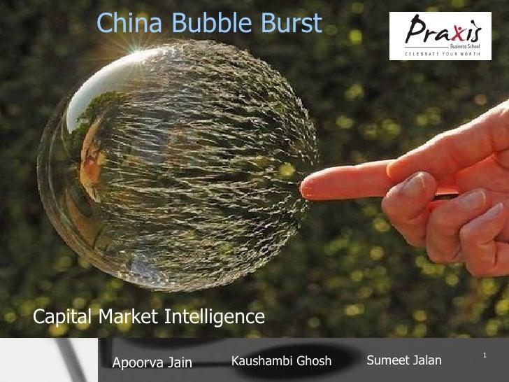 China Bubble