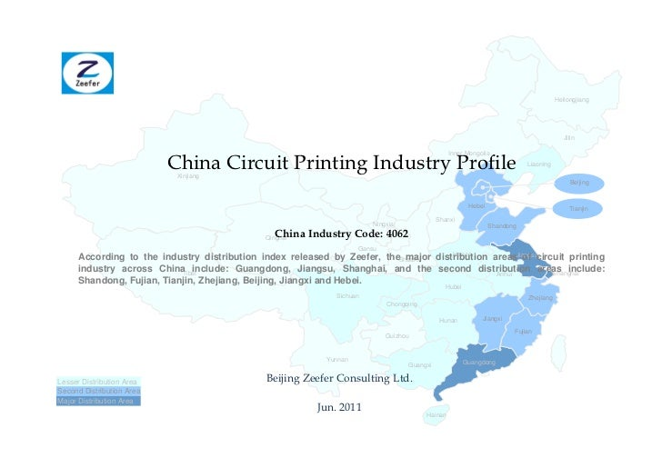 China circuit printing industry profile cic4062   sample pages