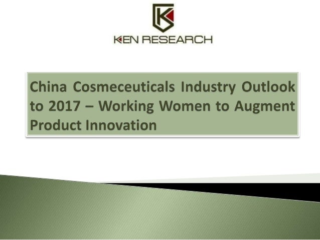 China Cosmeceuticals Industry Outlook to 2017 – Working Women to Augment Product Innovation provides a comprehensive analy...