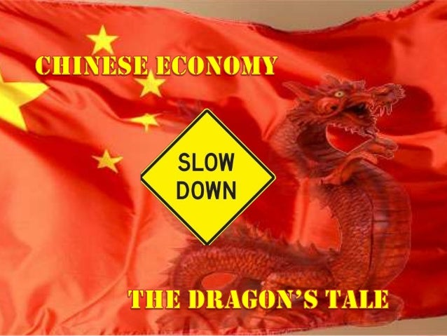 China economy faces slow down