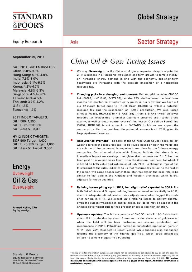 China energy 110929