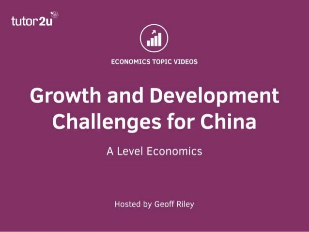 development of the chinese economy End of 2012, china became the second largest economy by gdp size (nominal   according to the figure, in 2013, the emerging and developing economies'.