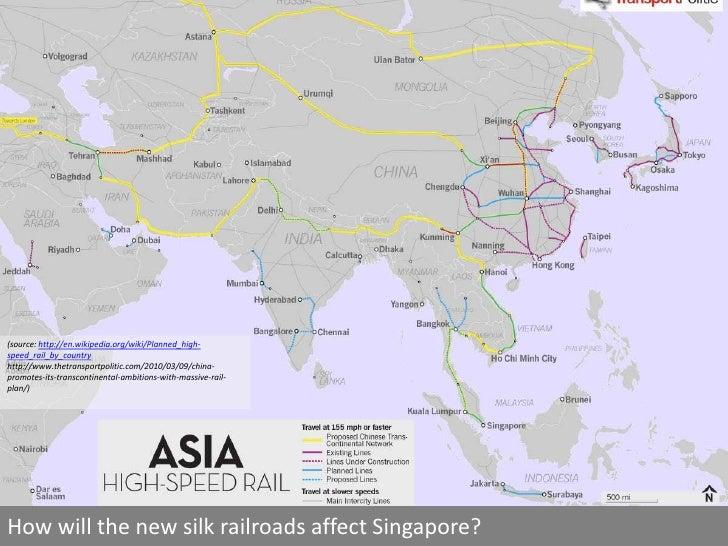 China high speed rail (general distribution)
