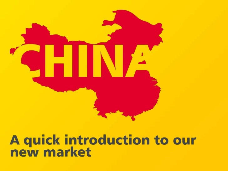 an introduction to the history of the chinese market The market in economic doctrine and history market theory the chinese economy seems to have avoided some of the introduction the market in economic.