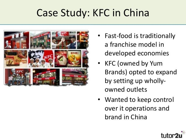 porter analysis of kfc success factors Mcdonald's five forces analysis (porter's model) is shown in this case study on competition, power of buyers & suppliers, threat of substitutes & new entry.