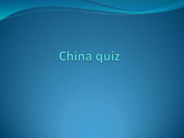 What is the capital city of China?        Nanjing                                 Dalian                  Beijing