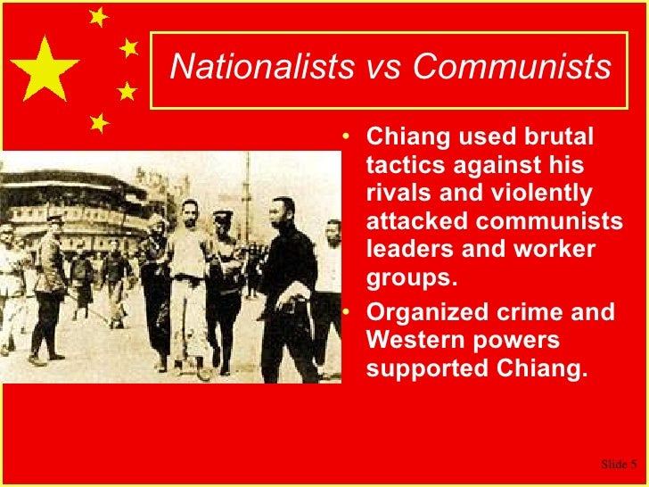 communist victory in the chinese civil Summary: events in the chinese civil war of the 20th century and reasons why the communists won the civil war in china began in 1926 when the gmd tookever, led by general chiang kai shek.