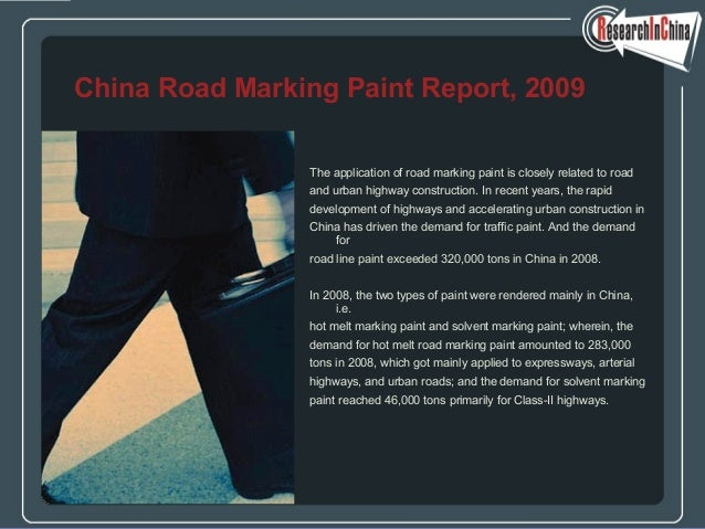 The application of road marking paint is closely related to road and urban highway construction. In recent years, the rapi...