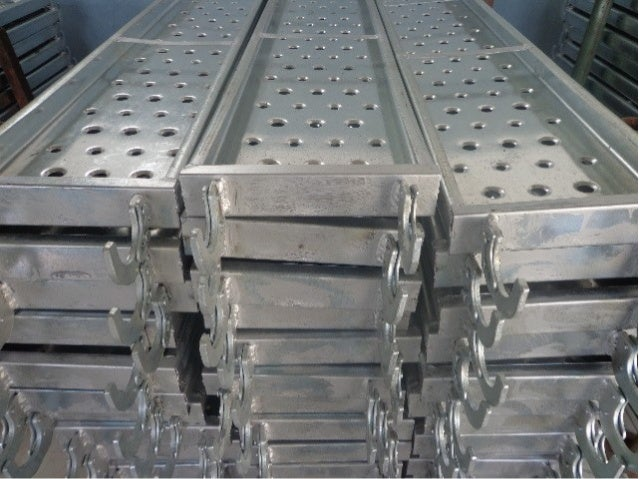 Scaffolding Steel Suppliers : China scaffolding steel plank to south east asia supplier