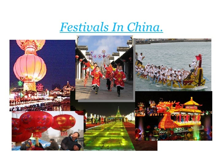 Festivals In China.