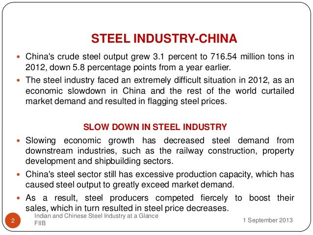 market analysis china steel industry The market report/analysis of the semi-finished steel jan 29 2018 china's globalization efforts to benefit steel industry jan 25 2018 daily: china's rebar price.