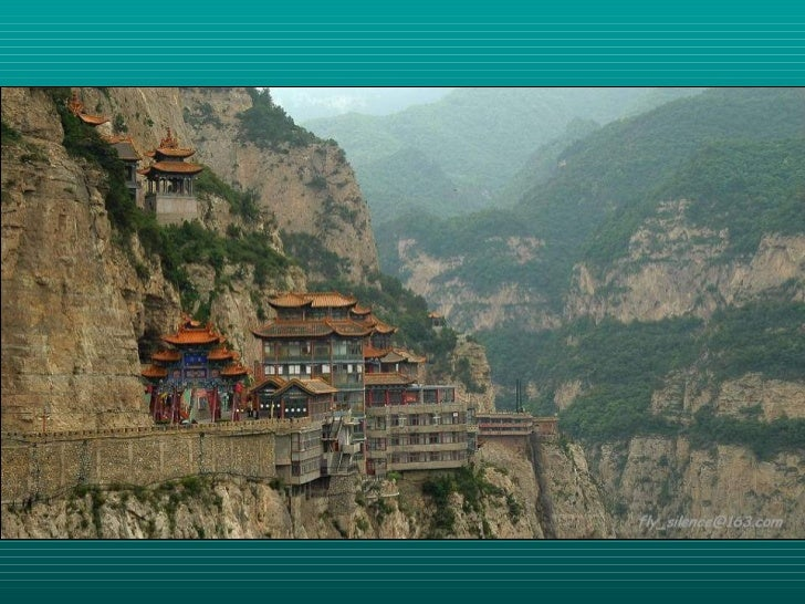 China, the city on the edge