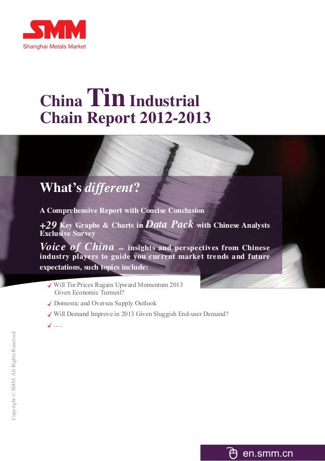 China          Tin                                                  Industrial                                       Chain...