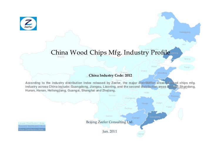China wood chips mfg. industry profile cic2012   sample pages