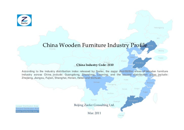 China wooden furniture industry profile cic2110   sample pages