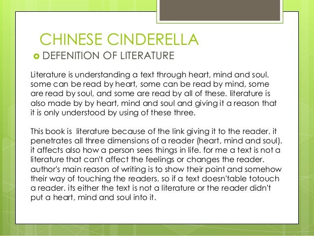 """chinese cinderella by adeline yen mah essay Chinese cinderella  chinese cinderella essay in the book, """"chinese cinderella,' by adeline yen mah, there are many things that happen to adeline throughout her life."""