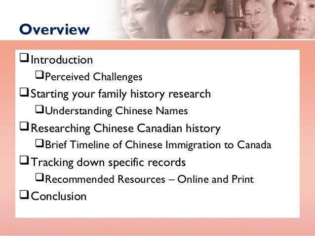 chinese immigrant in canada