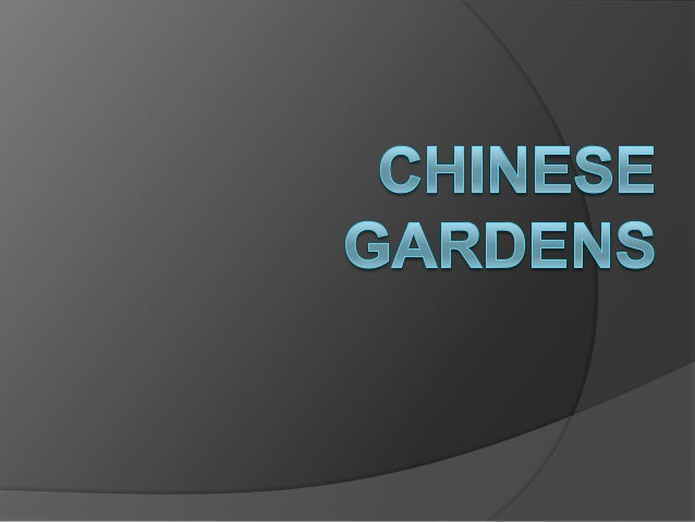 General Information Classical Chinese garden also can be called traditional Chinese garden. With its long history, rich cu...