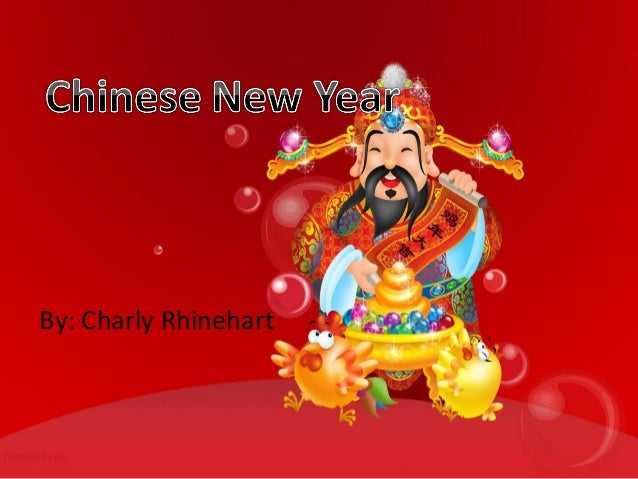 Chinese new year done