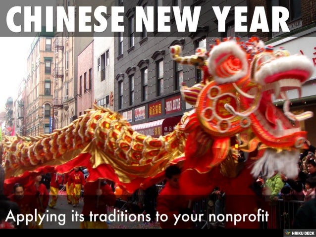 Chinese New Year Traditions for Nonprofits