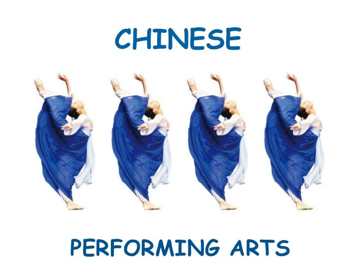 Chinese Performing Arts