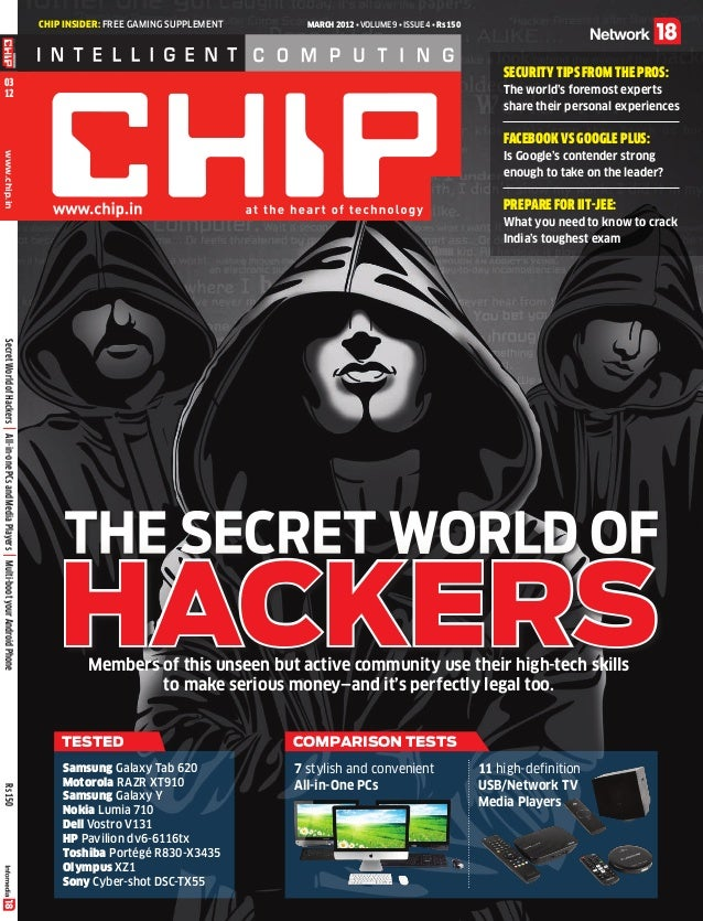 CHIP INSIDER: FREE GAMING SUPPLEMENT     MARCH 2012 • Volume 9 • Issue 4 • Rs 150                                         ...