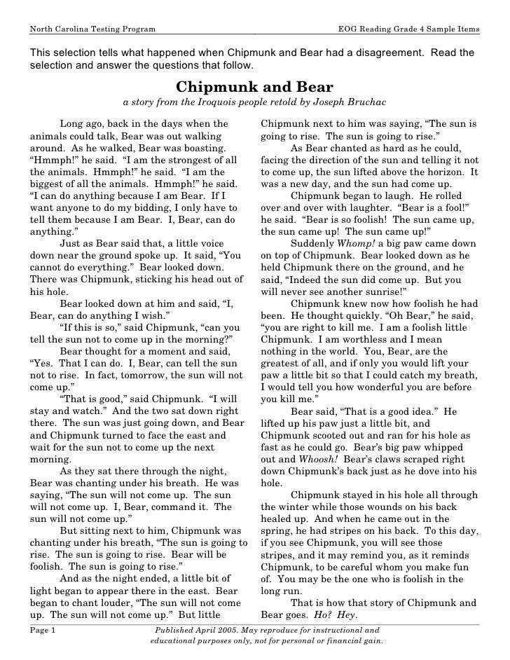 Chipmunk And Bear
