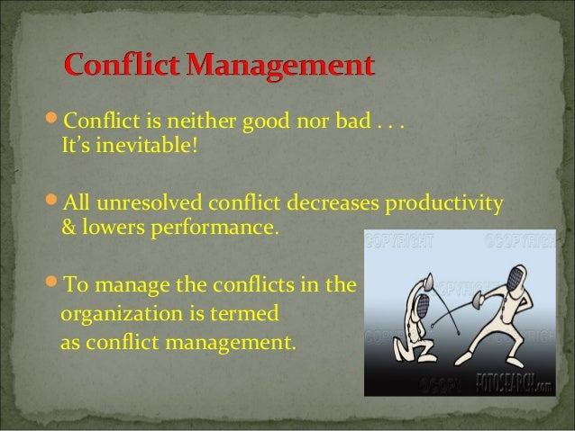 essay on conflict resolution in the workplace View this essay on conflict resolution in the workplace as presented in the article conflicts normally arise from within the activities that employees do as.