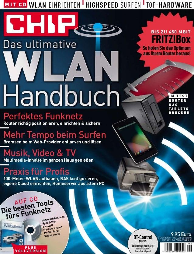 WLAN Handbuch von CHIP
