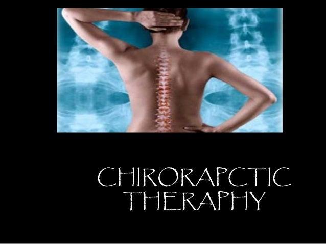 CHIRORAPCTIC THERAPHY