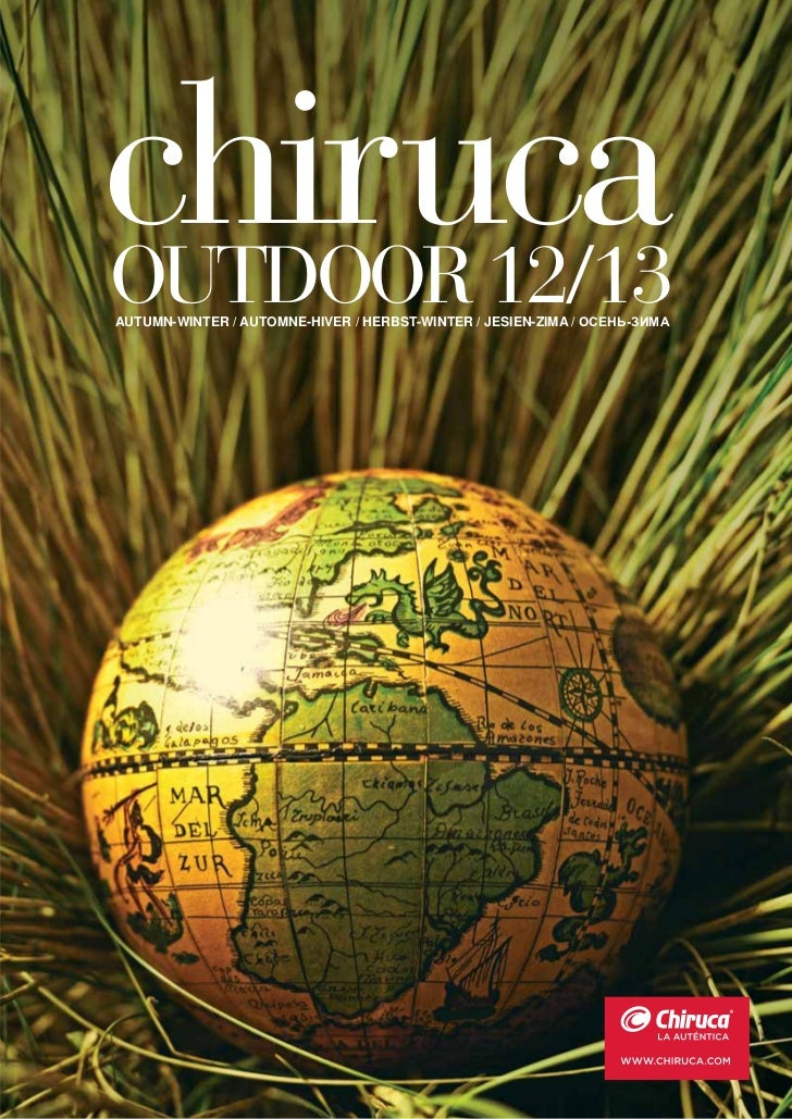 Chiruca 2012 outdoor