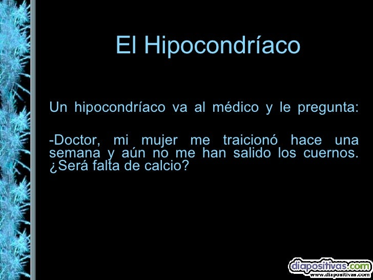 Chistes De Medicos Diapositivas