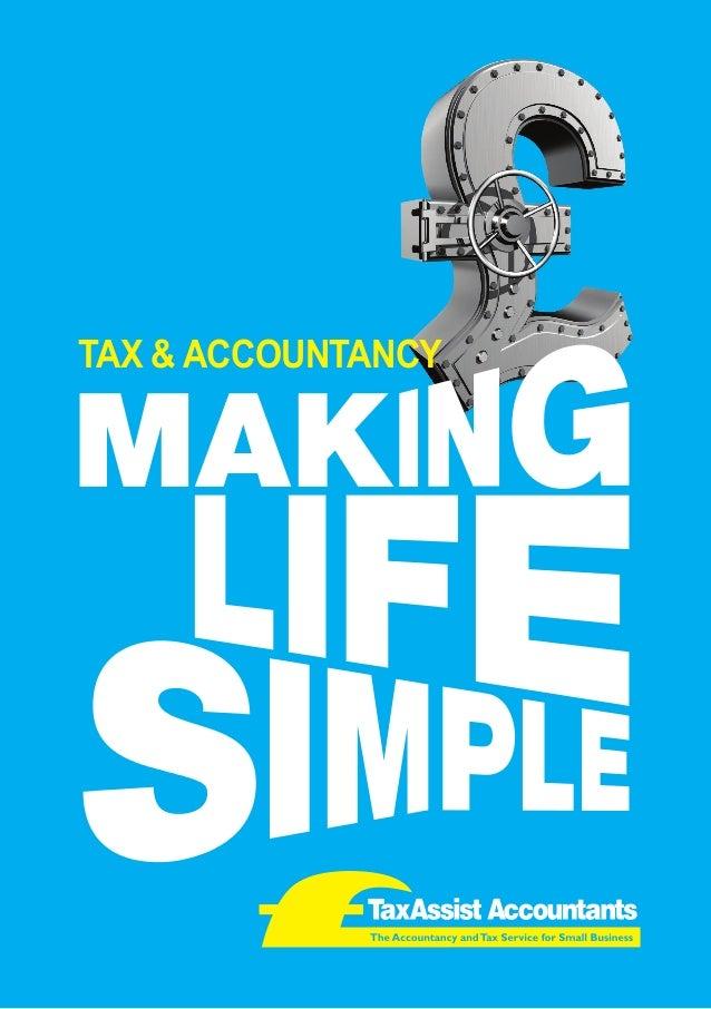 TaxAssist Accountants - Making life simple