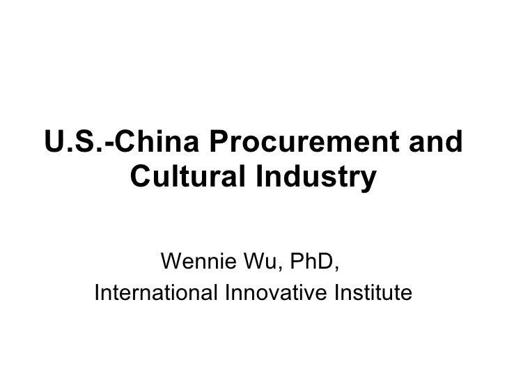 Presentation at 2009 Beijing International Hi-tech Expo.