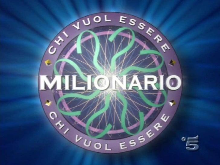 Chi Vuol Esser Milionario - Domande sulla Religione - 3 Parte