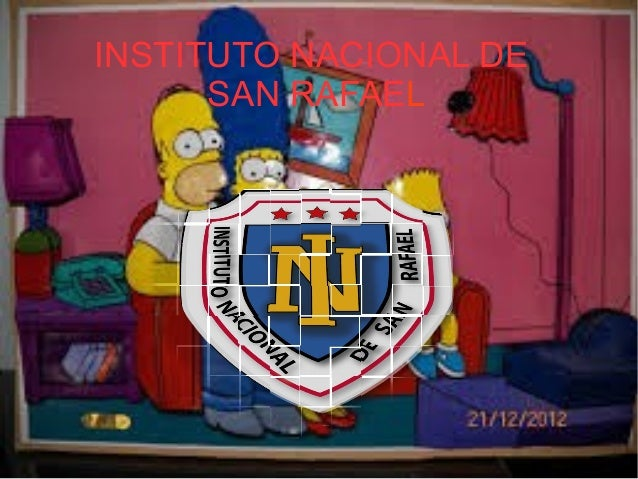 INSTITUTO NACIONAL DE SAN RAFAEL