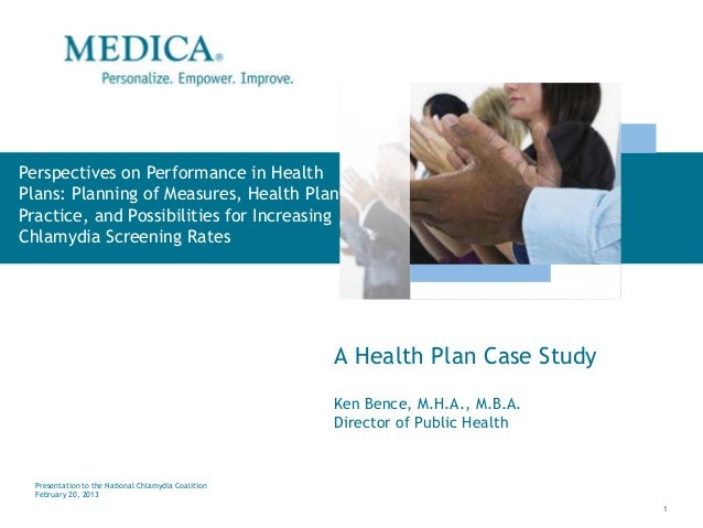 Perspectives on Performance in HealthPlans: Planning of Measures, Health PlanPractice, and Possibilities for IncreasingChl...