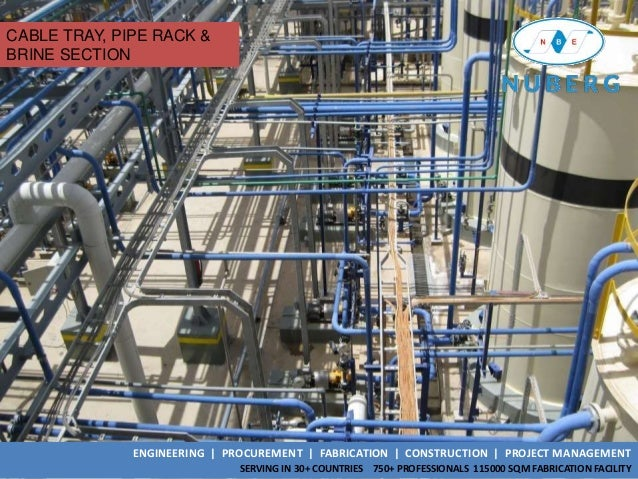 Pipe Rack Cable Trays Cable Tray Pipe Rack