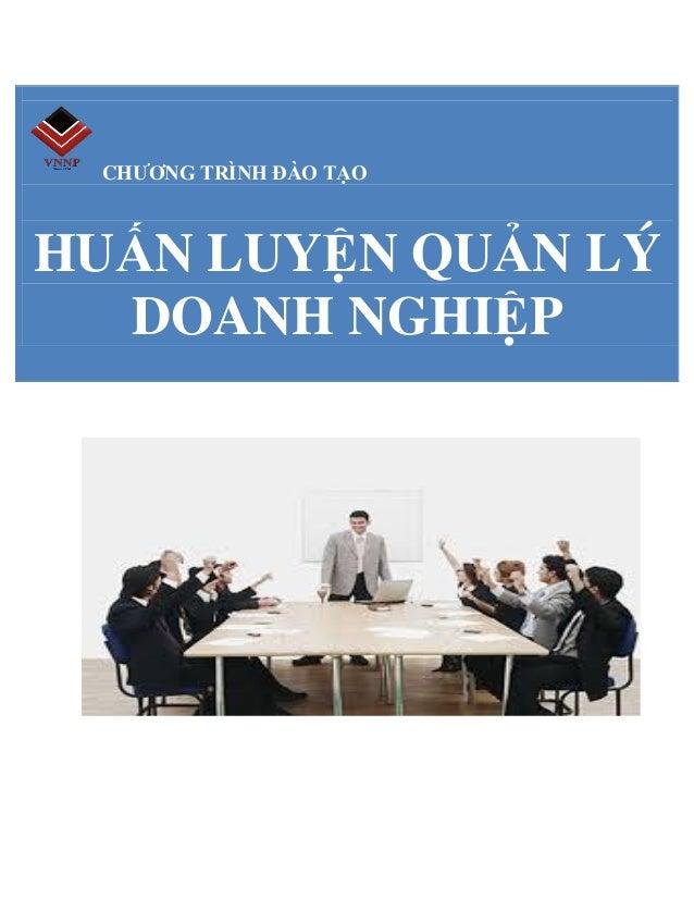 Chương trình đào tạo nghề cho doanh nghiệp