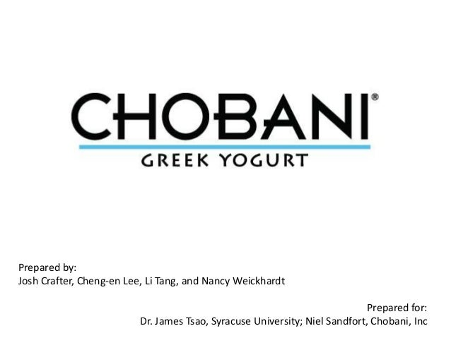Prepared by:Josh Crafter, Cheng-en Lee, Li Tang, and Nancy Weickhardt                                                     ...