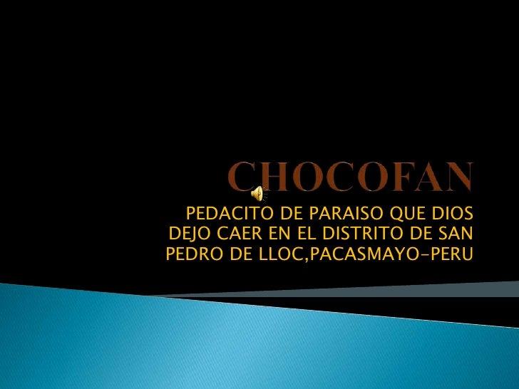 Chocofan