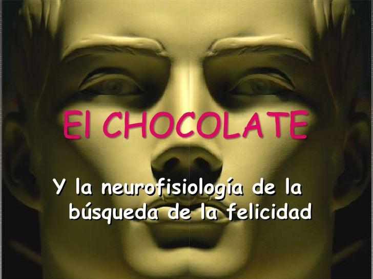 Chocolate y cerebro