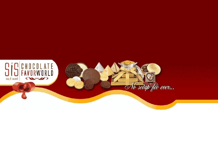 Chocolate Favor World - Personalized & Custom Chocolates