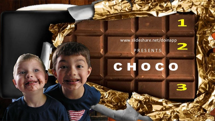Chocolate(july 2012   slideshare)